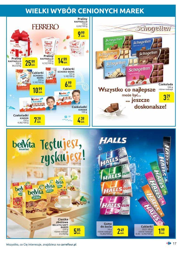 Gazetka promocyjna Carrefour do 22/05/2019 str.16