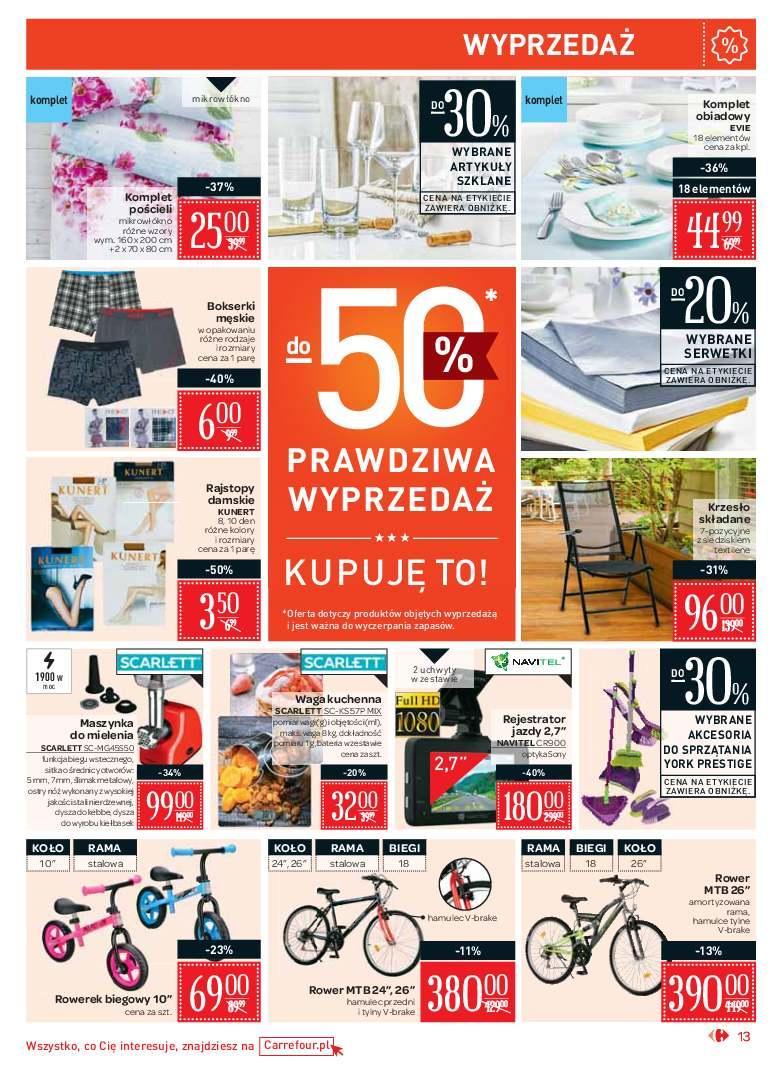Gazetka promocyjna Carrefour Market do 24/06/2018 str.12