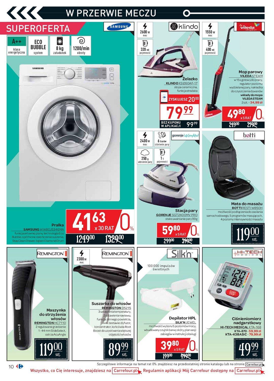 Gazetka promocyjna Carrefour do 16/06/2018 str.9
