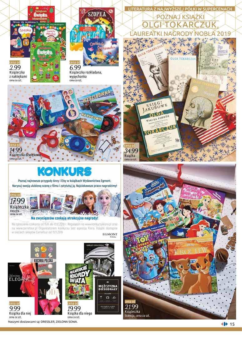 Gazetka promocyjna Carrefour do 02/12/2019 str.15