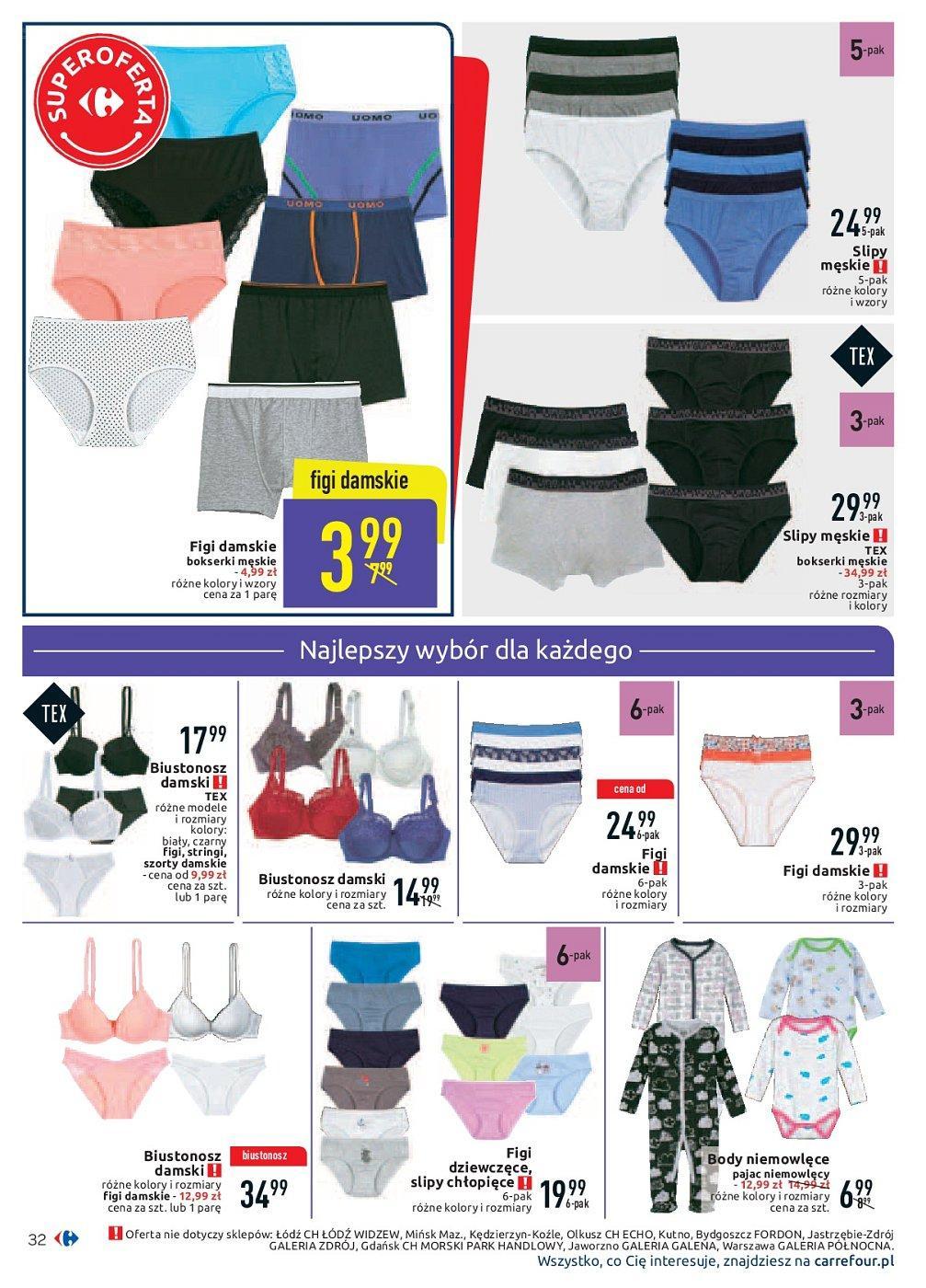 Gazetka promocyjna Carrefour do 30/09/2018 str.32