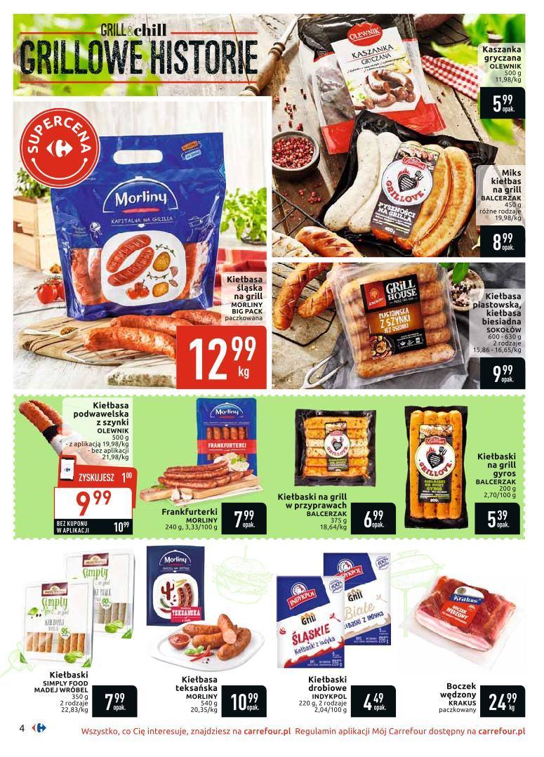 Gazetka promocyjna Carrefour do 04/05/2019 str.3