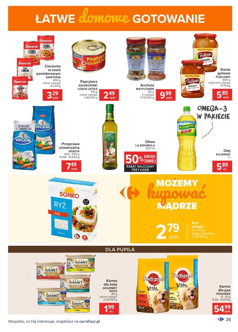 Gazetka promocyjna Carrefour do 07/11/2020 str.25