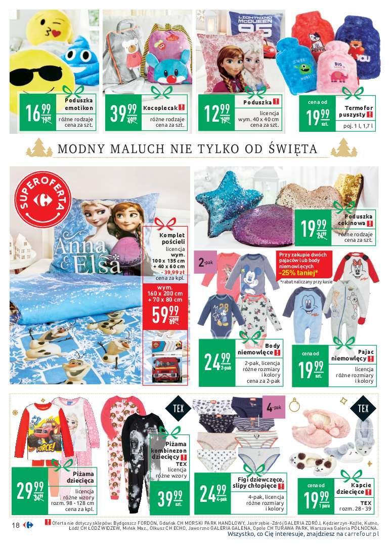 Gazetka promocyjna Carrefour do 02/12/2018 str.18
