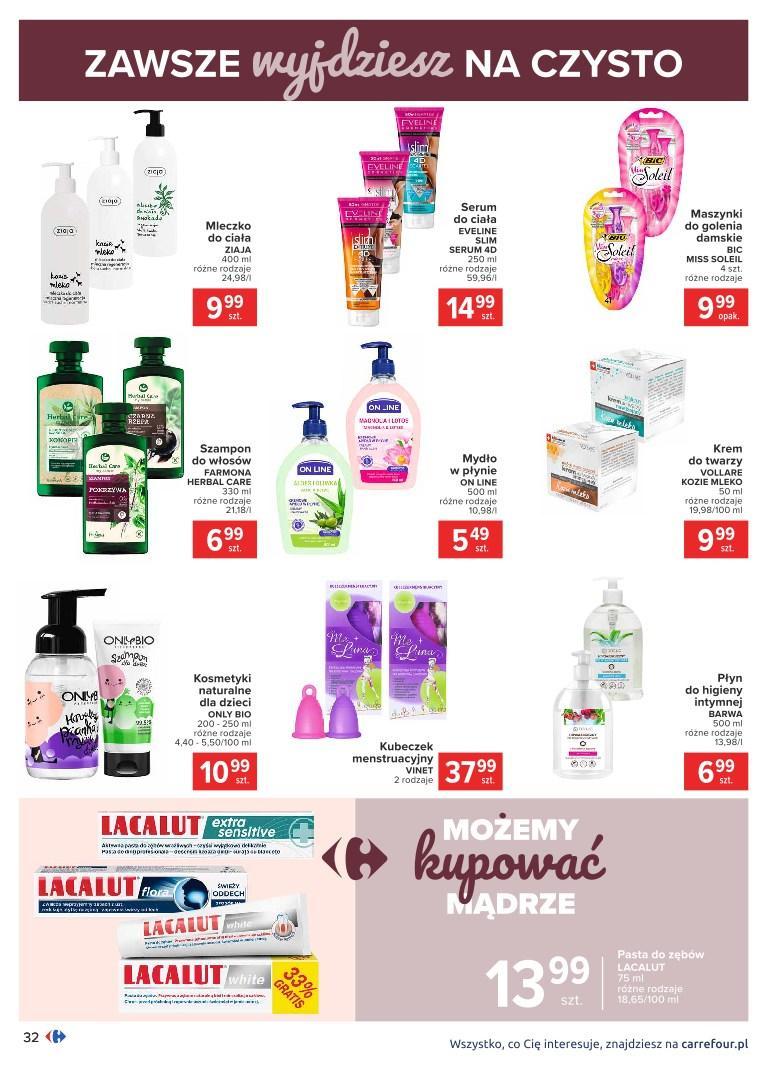 Gazetka promocyjna Carrefour do 07/11/2020 str.32
