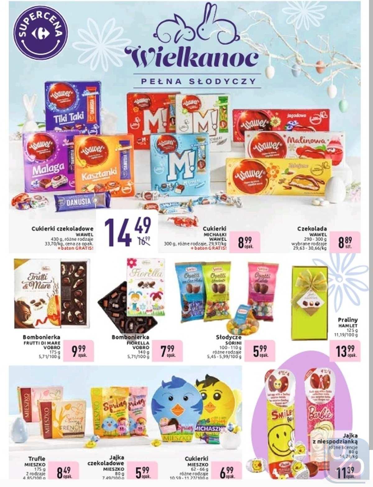 Gazetka promocyjna Carrefour do 20/04/2019 str.13