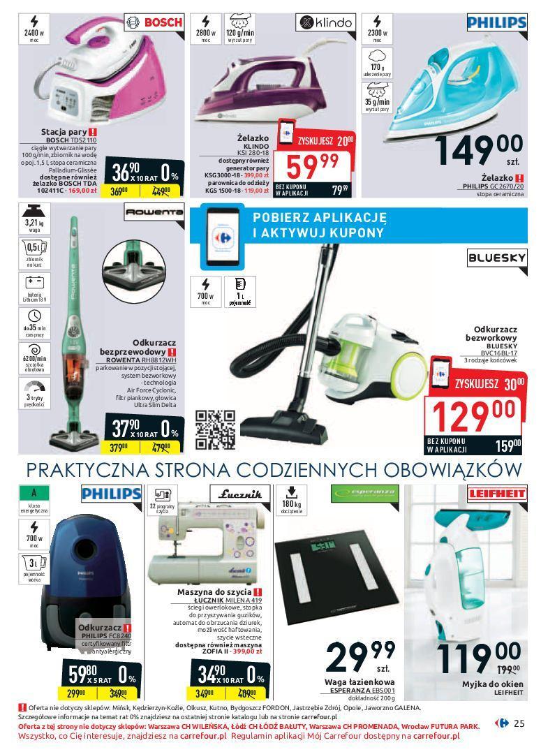 Gazetka promocyjna Carrefour do 19/01/2019 str.25