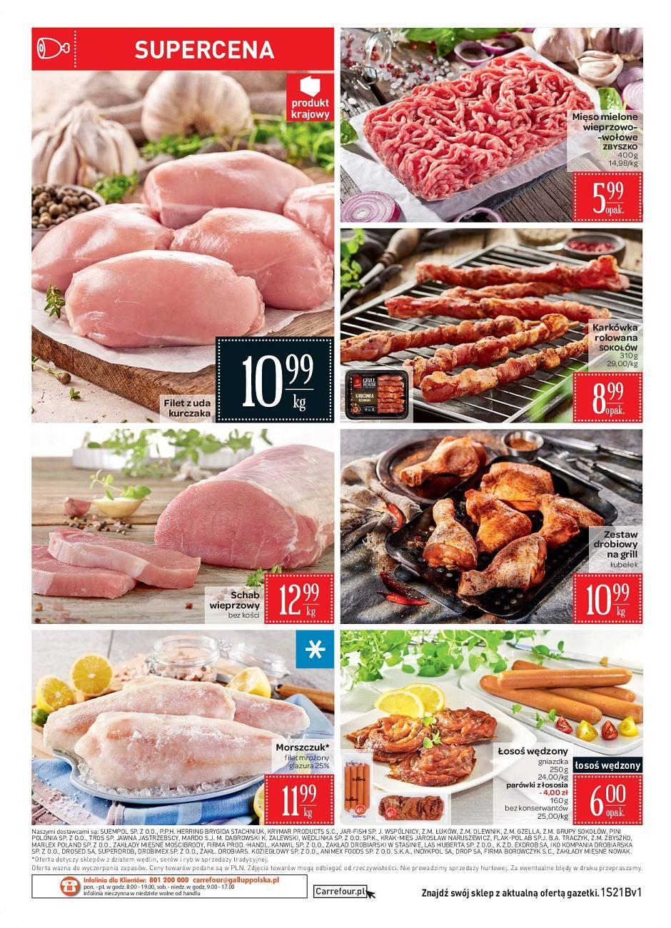 Gazetka promocyjna Carrefour Market do 28/05/2018 str.1