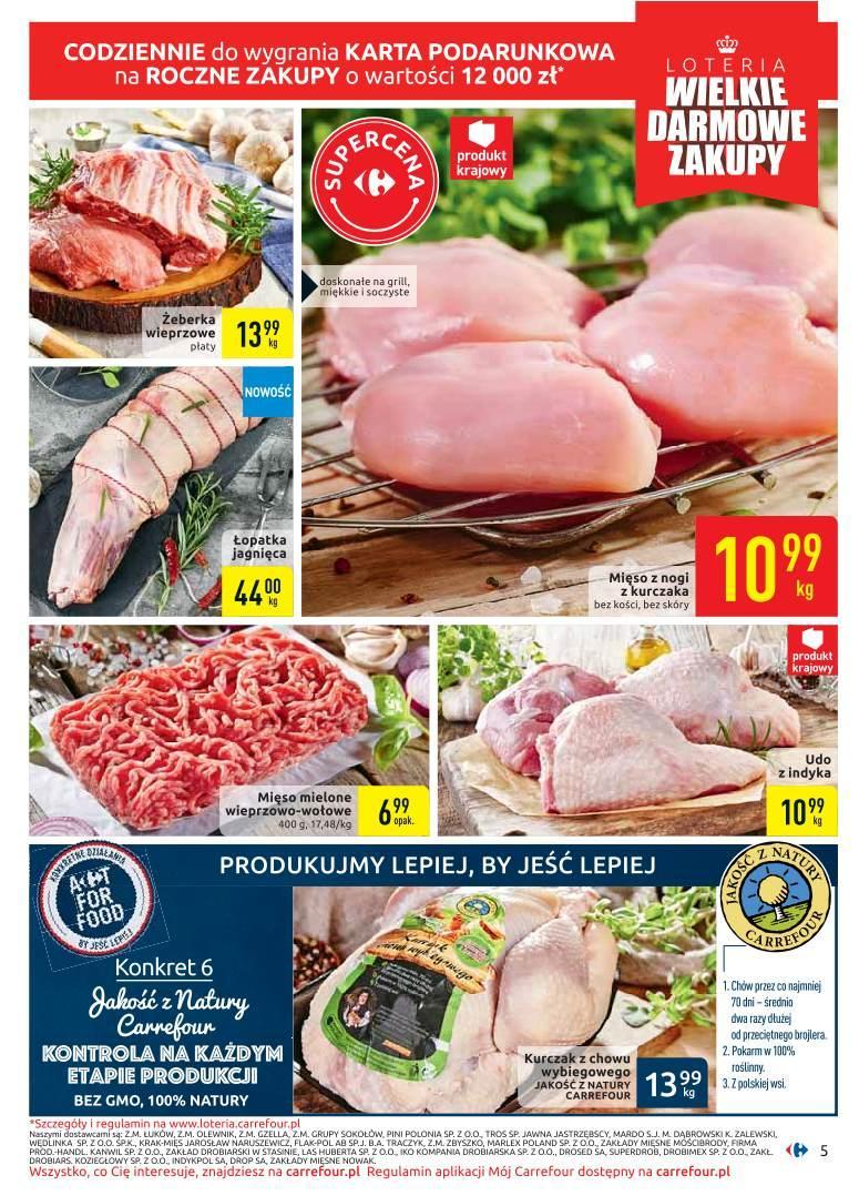 Gazetka promocyjna Carrefour do 05/10/2019 str.4
