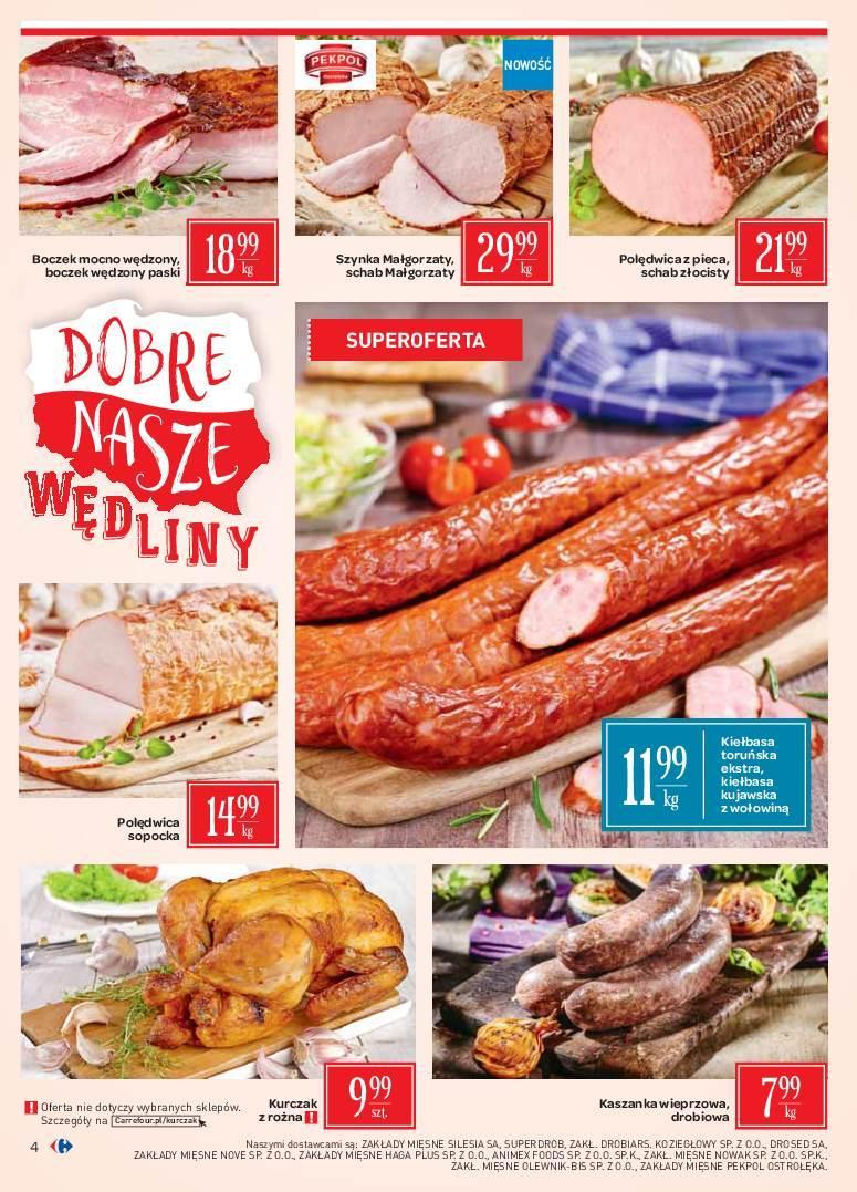Gazetka promocyjna Carrefour do 24/06/2018 str.3