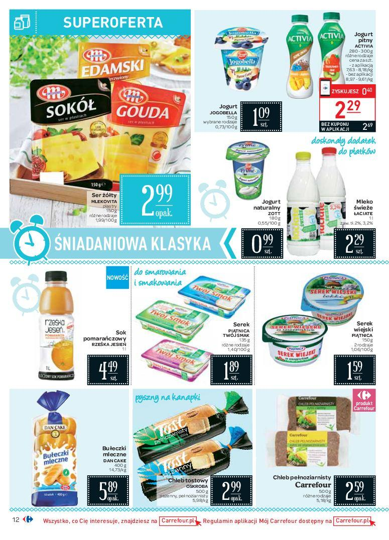 Gazetka promocyjna Carrefour do 07/07/2018 str.12