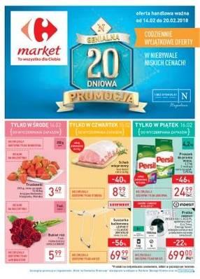 Carrefour Market od 14 lutego