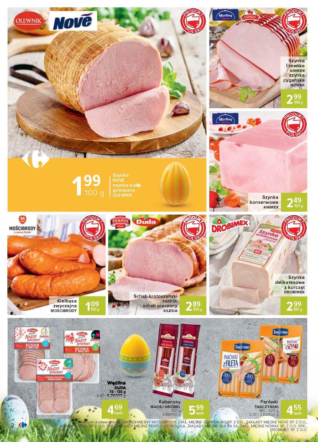 Gazetka promocyjna Carrefour do 30/03/2020 str.2