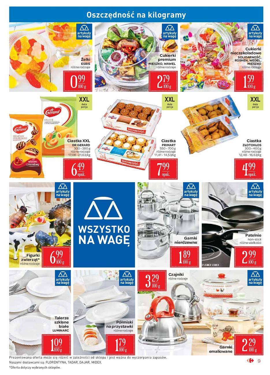 Gazetka promocyjna Carrefour Market do 15/09/2018 str.9