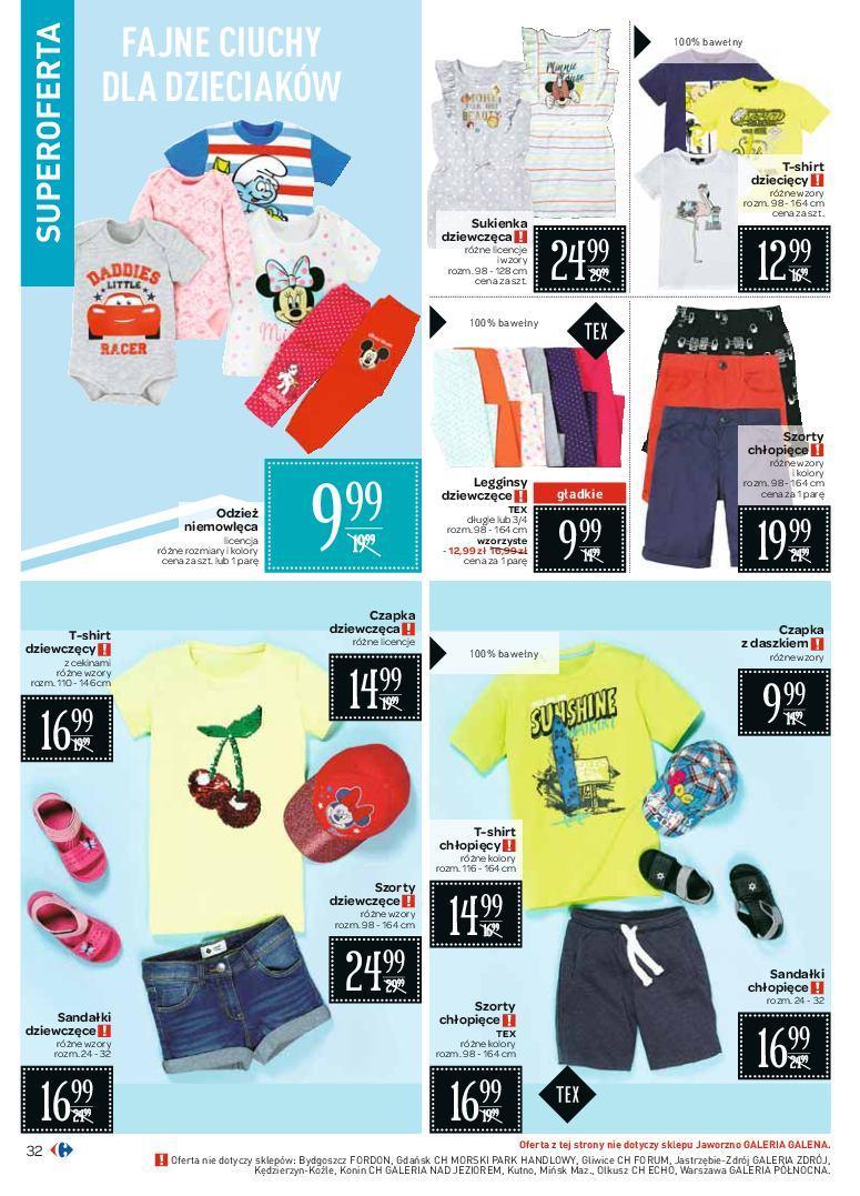 Gazetka promocyjna Carrefour do 09/06/2018 str.32