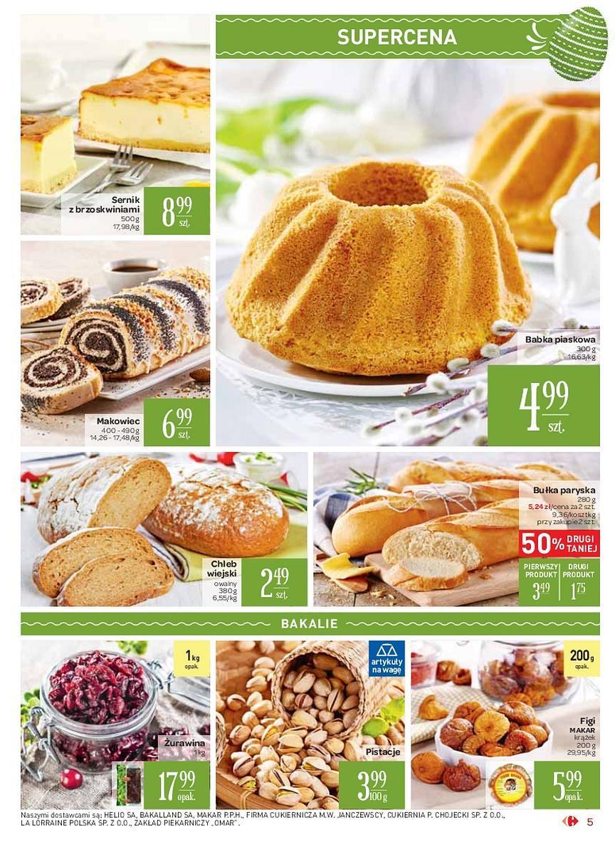 Gazetka promocyjna Carrefour Market do 31/03/2018 str.4