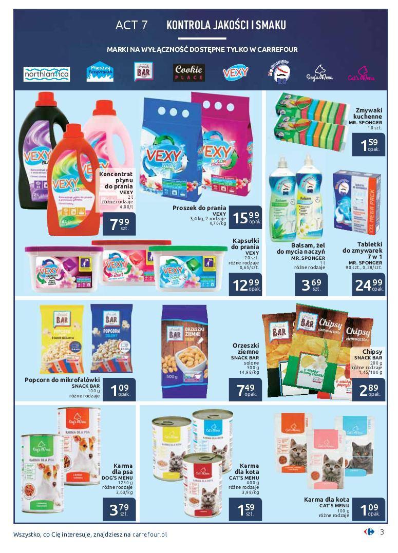Gazetka promocyjna Carrefour do 25/11/2018 str.3