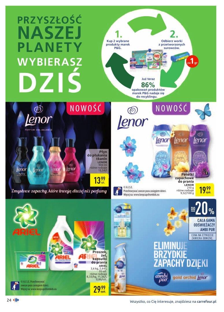 Gazetka promocyjna Carrefour do 03/08/2019 str.23