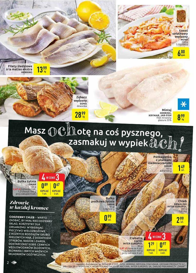 Gazetka promocyjna Carrefour do 27/01/2020 str.1