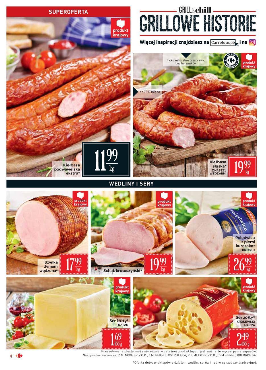 Gazetka promocyjna Carrefour Market do 18/08/2018 str.3