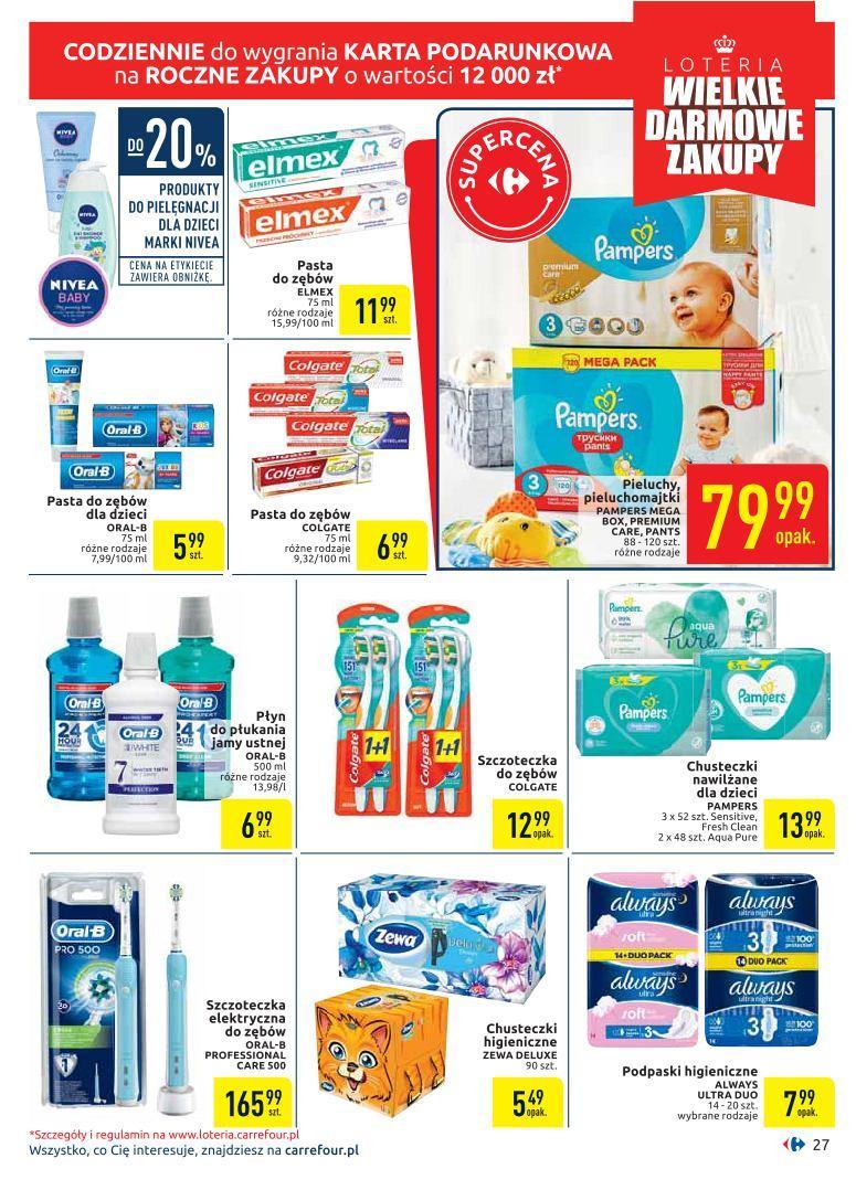 Gazetka promocyjna Carrefour do 05/10/2019 str.26