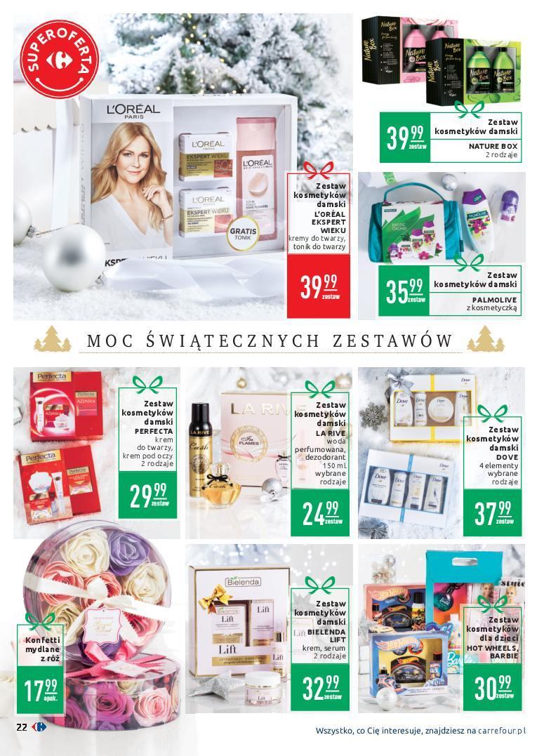 Gazetka promocyjna Carrefour do 02/12/2018 str.22
