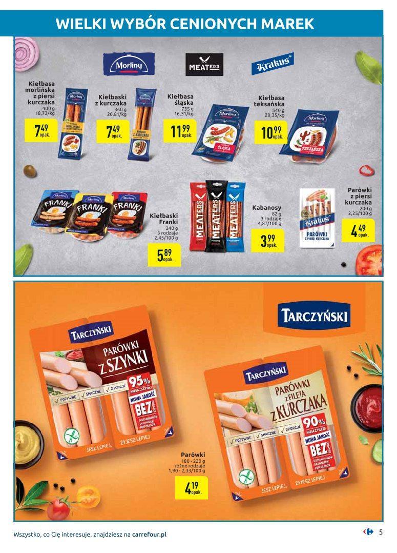 Gazetka promocyjna Carrefour do 22/05/2019 str.4