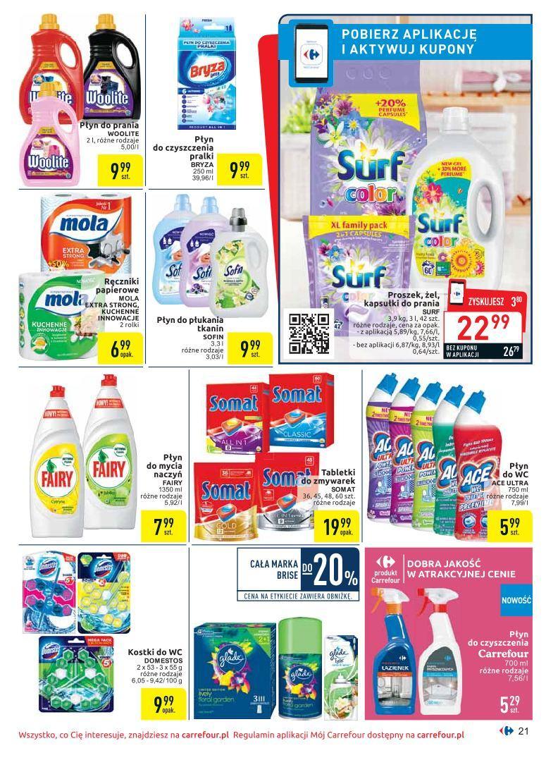 Gazetka promocyjna Carrefour do 26/05/2019 str.20