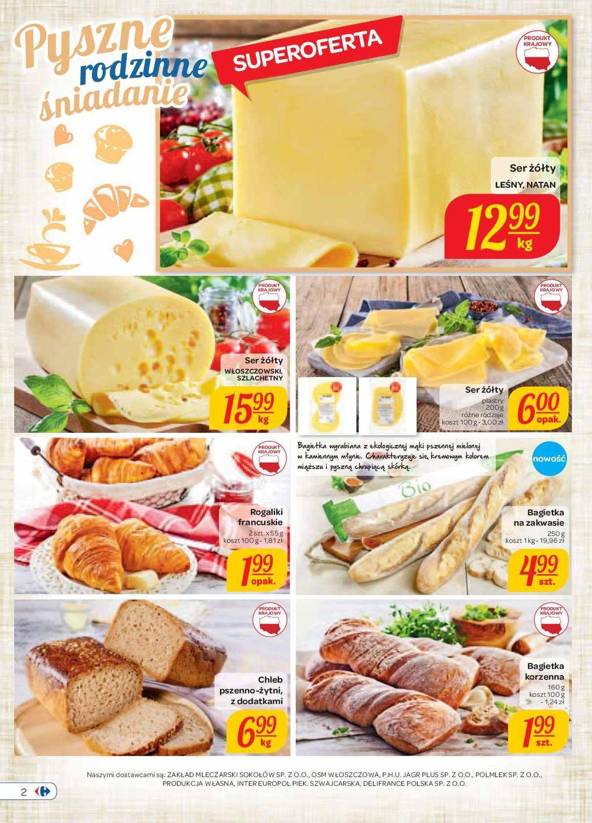 Gazetka promocyjna Carrefour do 25/01/2016 str.1