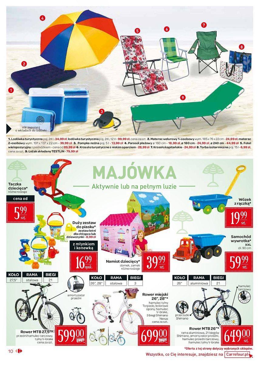Gazetka promocyjna Carrefour Market do 12/05/2018 str.9