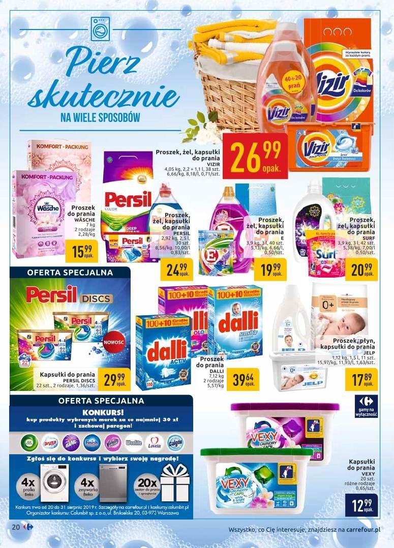 Gazetka promocyjna Carrefour do 07/09/2019 str.19