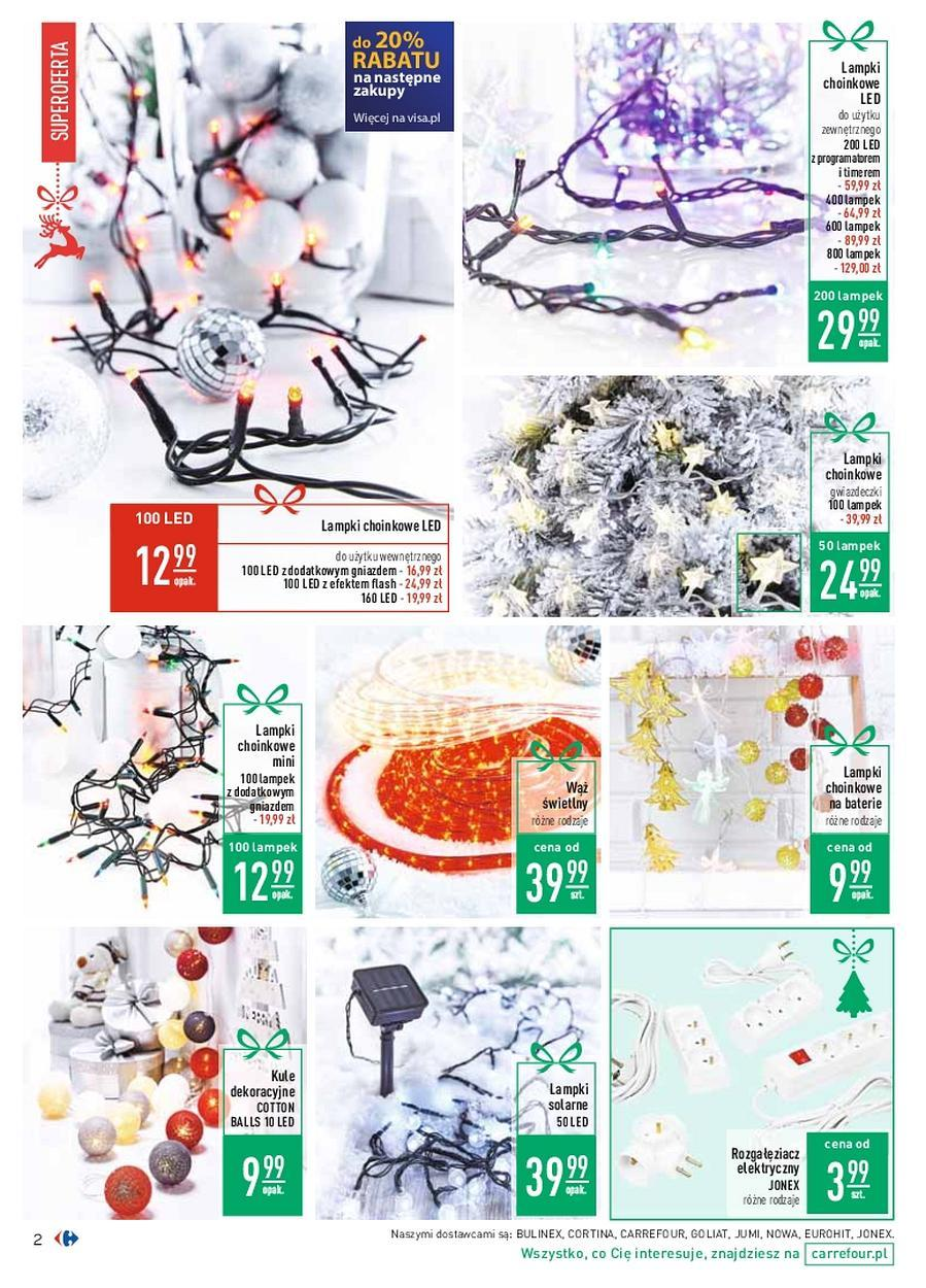 Gazetka Promocyjna I Reklamowa Carrefour Od 06122017 Do