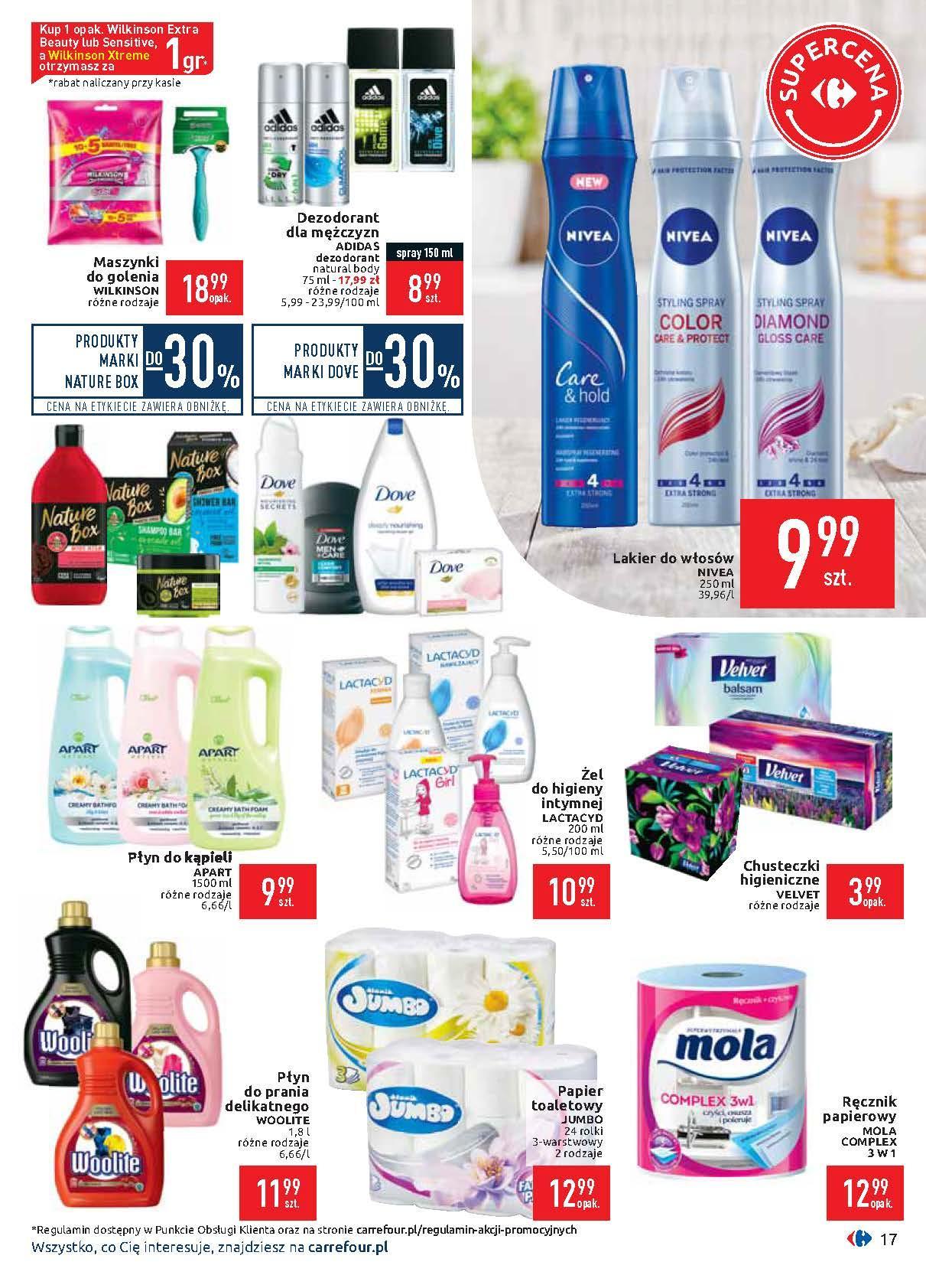 Gazetka promocyjna Carrefour do 17/02/2020 str.17