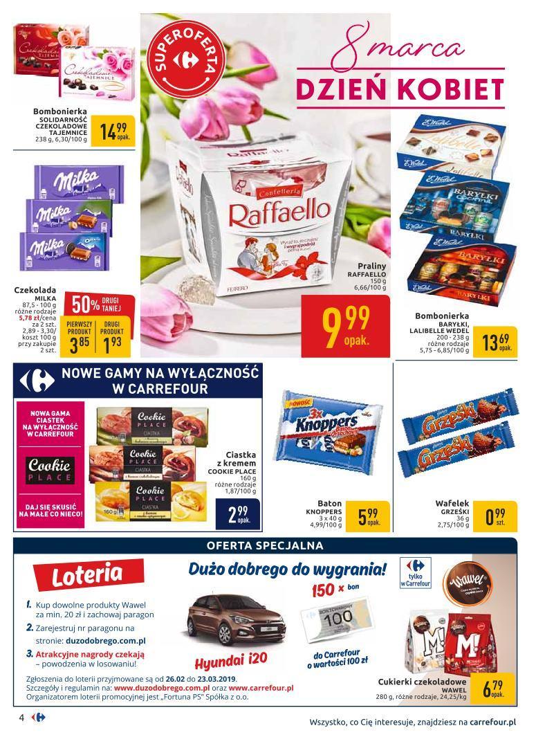 Gazetka promocyjna Carrefour do 04/03/2019 str.3