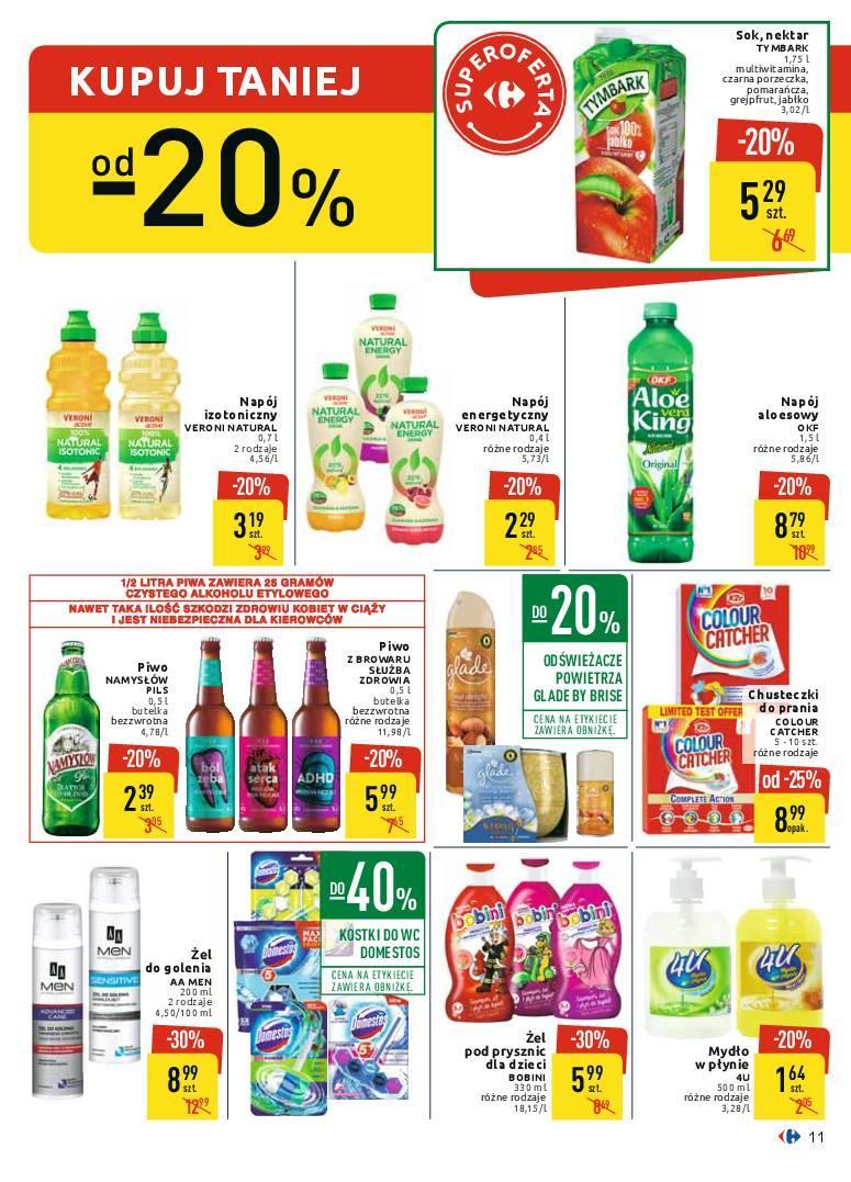 Gazetka promocyjna Carrefour do 08/12/2018 str.11