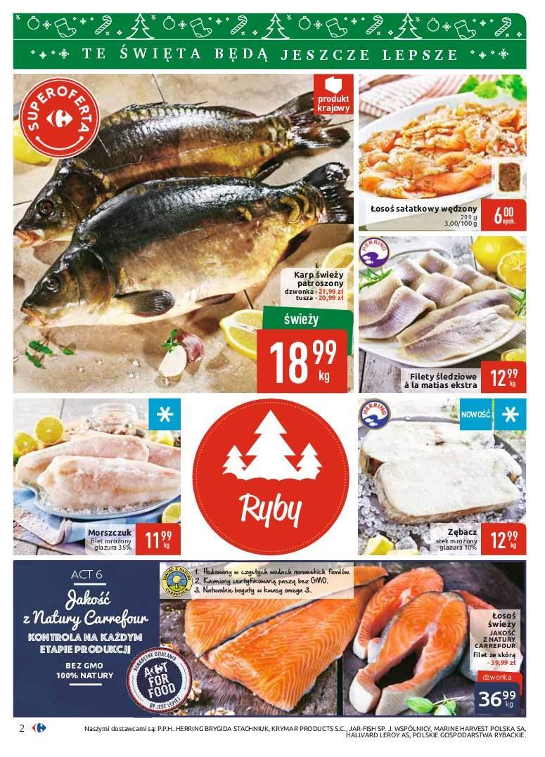 Gazetka promocyjna Carrefour do 08/12/2018 str.2