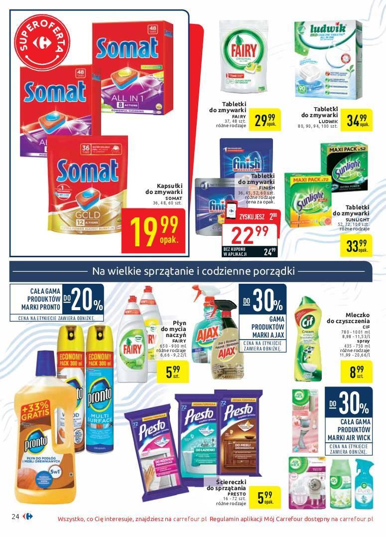 Gazetka promocyjna Carrefour do 25/11/2018 str.24