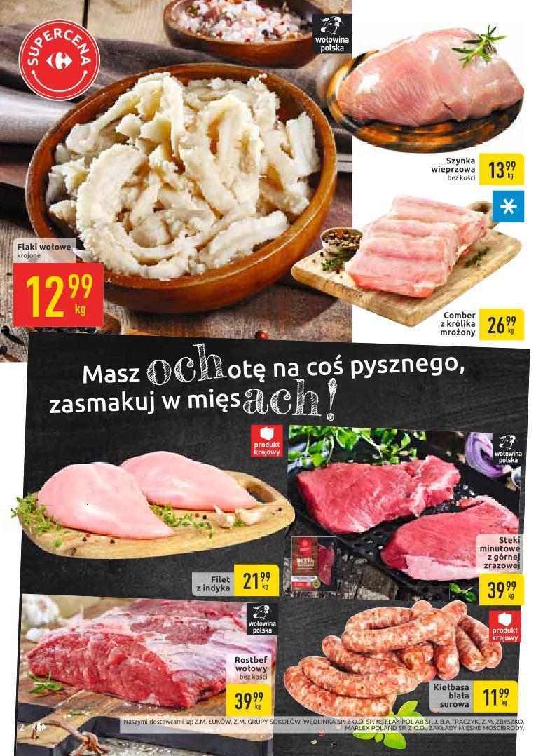 Gazetka promocyjna Carrefour do 20/01/2020 str.1