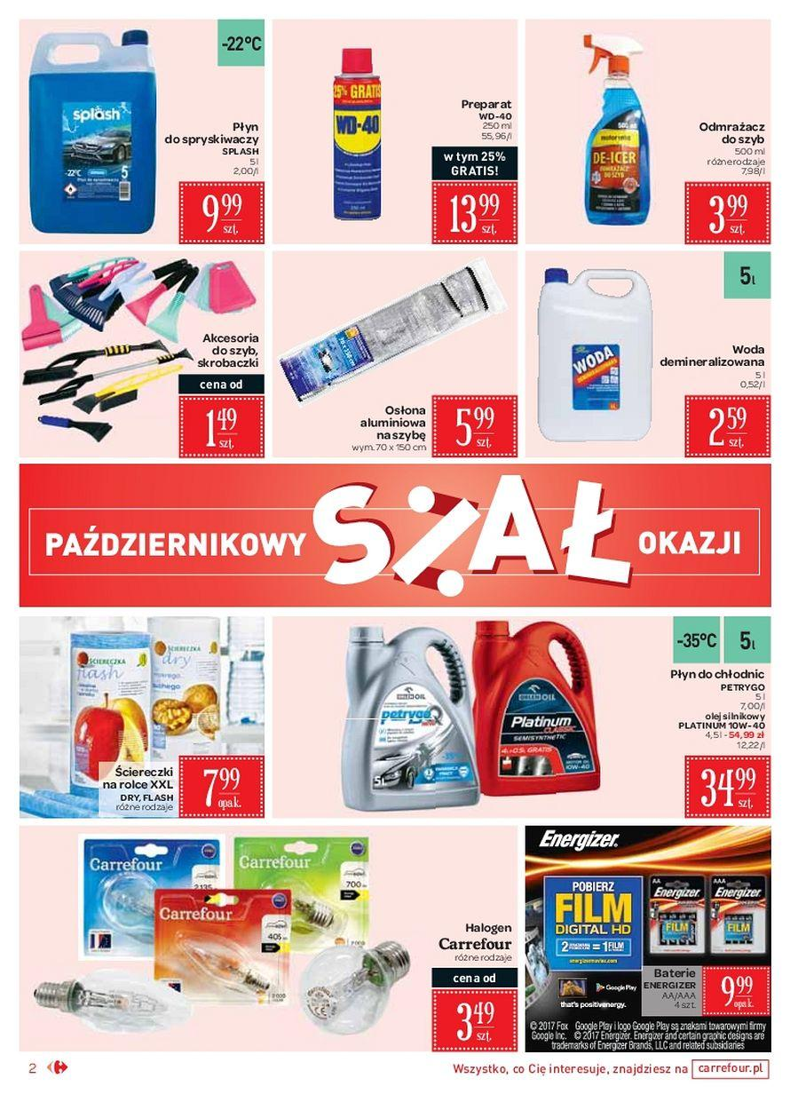 2bff2fb5 Gazetka promocyjna i reklamowa Carrefour Market,