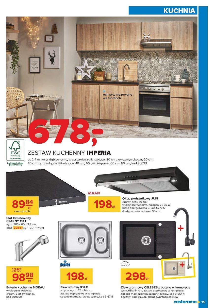 Gazetka Promocyjna I Reklamowa Castorama Oferta Od 612 Od 0612