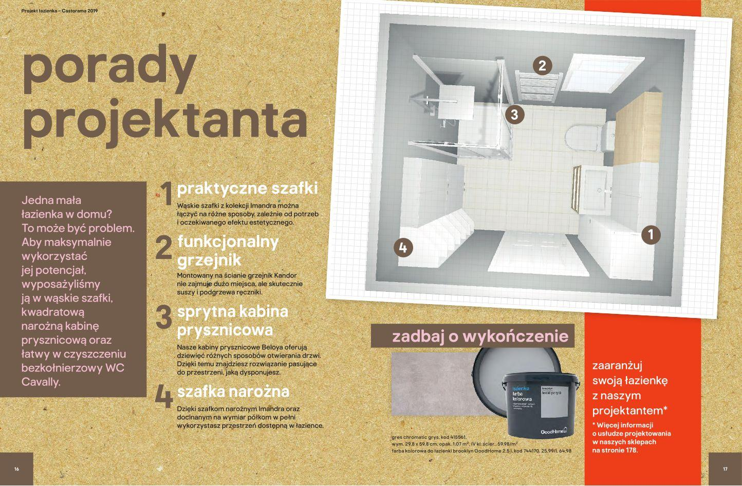 Gazetka promocyjna Castorama do 31/12/2019 str.9
