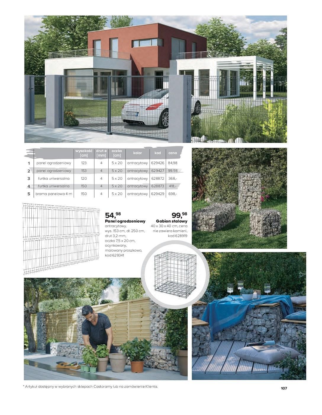 Gazetka promocyjna Castorama do 21/09/2018 str.106