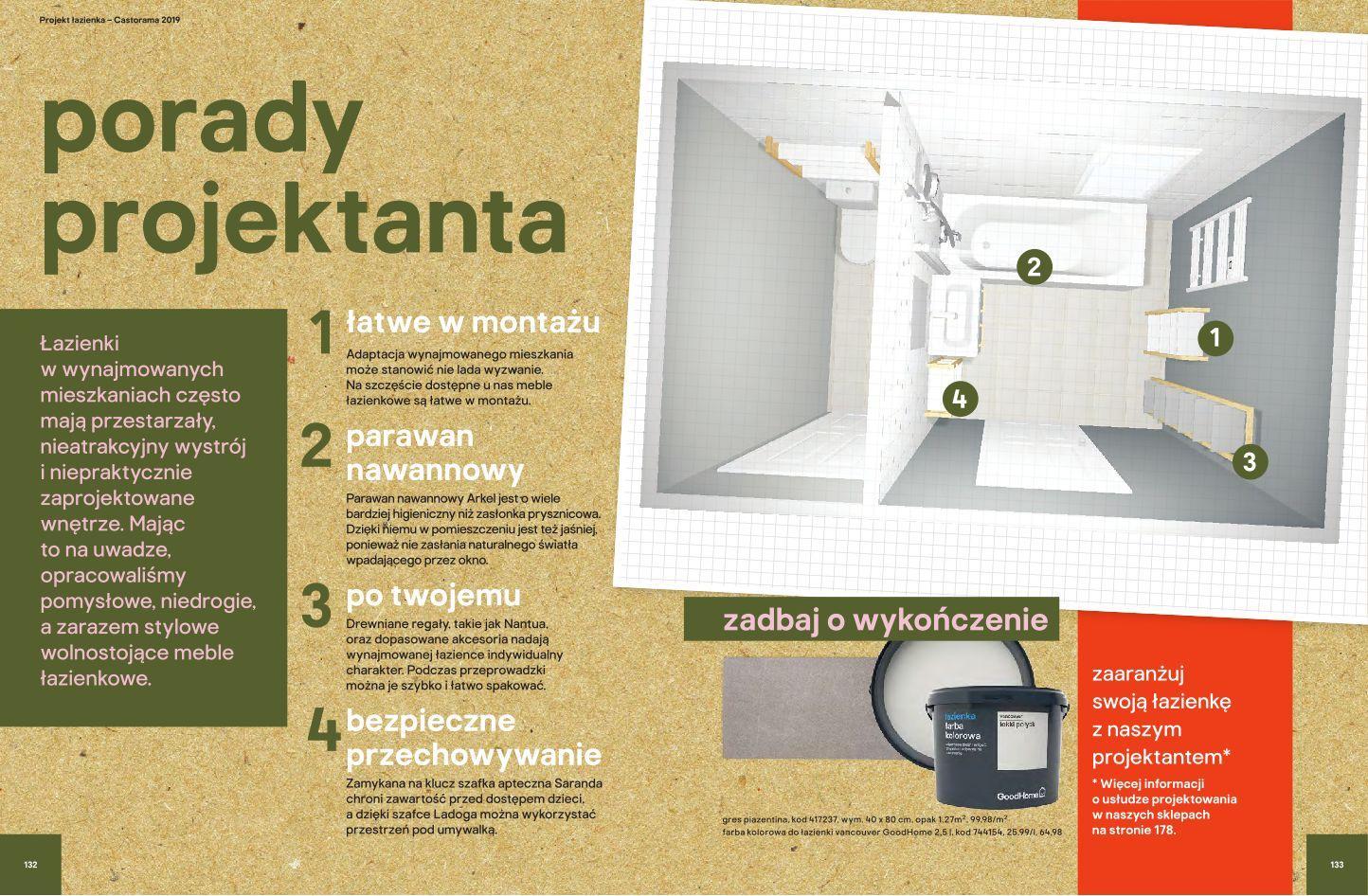Gazetka promocyjna Castorama do 31/12/2019 str.67
