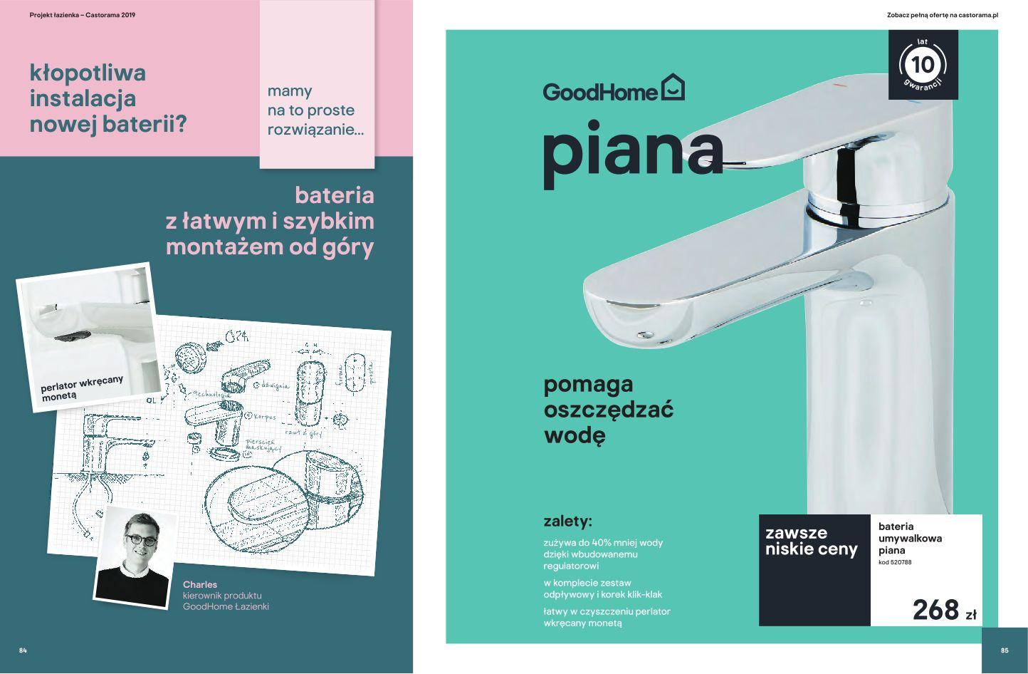 Gazetka promocyjna Castorama do 31/12/2019 str.43