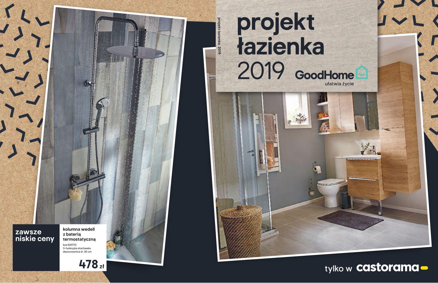 Gazetka promocyjna Castorama do 31/12/2019 str.1