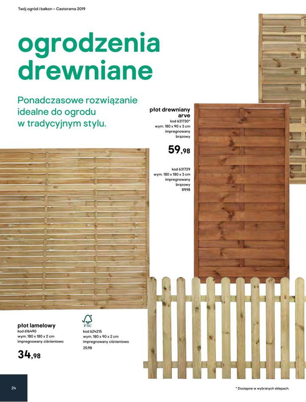 Gazetka promocyjna Castorama do 31/12/2019 str.17