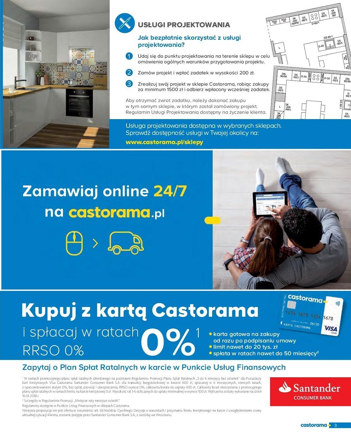 Gazetka promocyjna Castorama do 31/12/2018 str.3