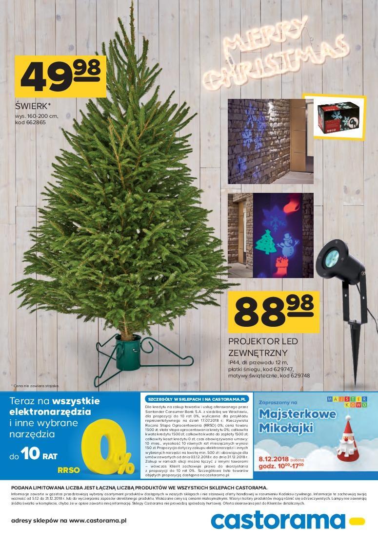 Gazetka promocyjna Castorama do 31/12/2018 str.6