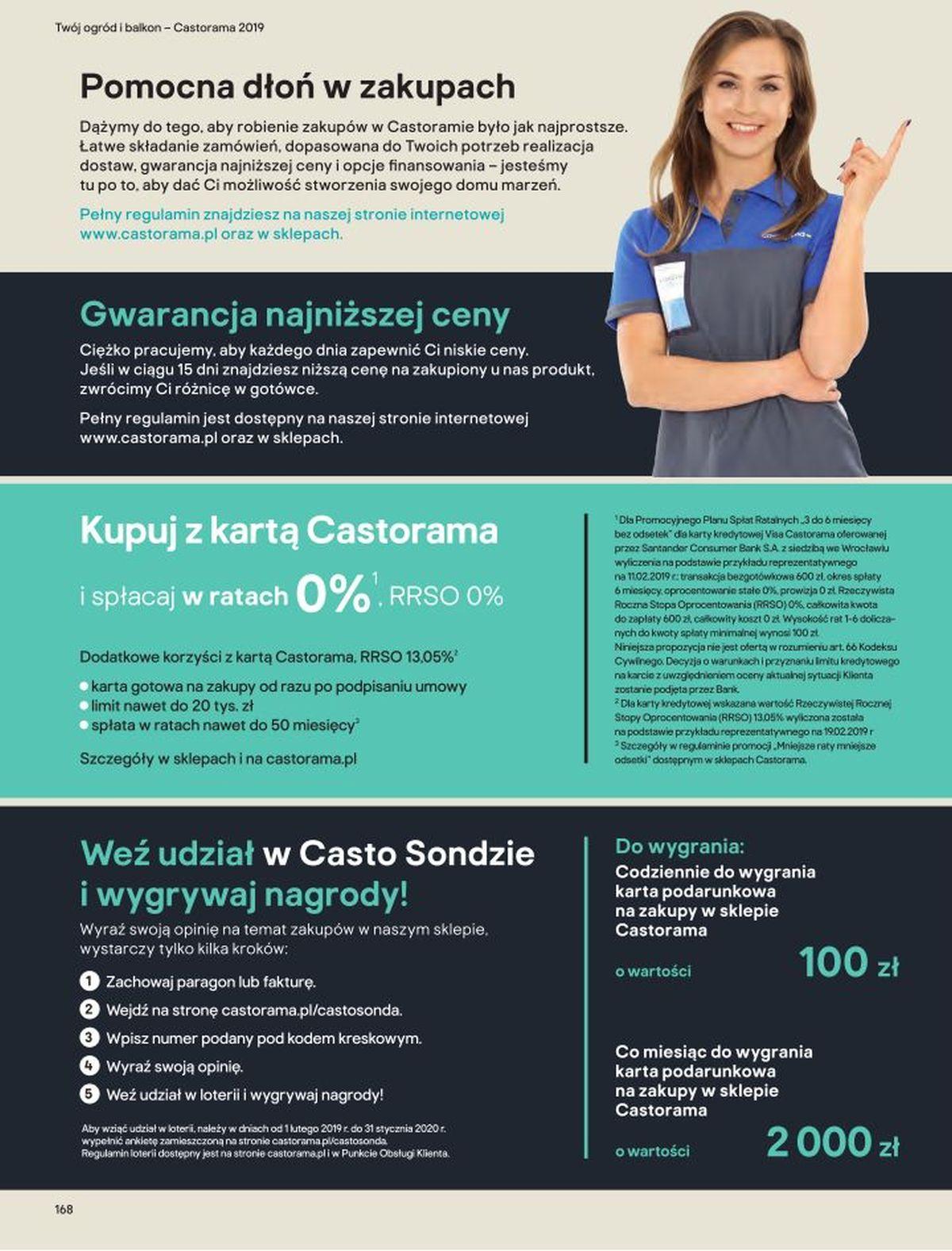 Gazetka promocyjna Castorama do 31/12/2019 str.161