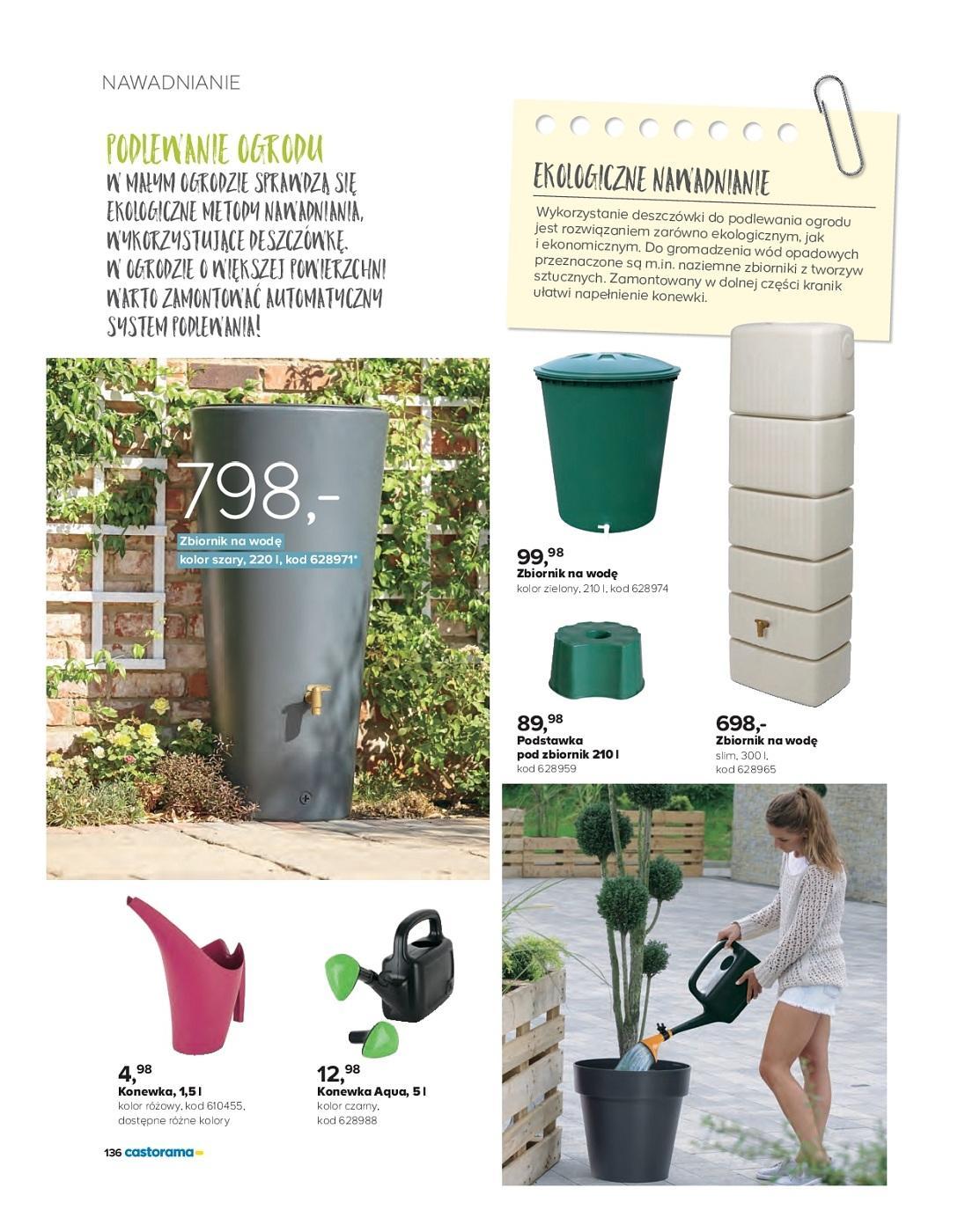 Gazetka promocyjna Castorama do 21/09/2018 str.135